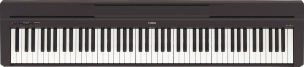 Digitalni stage piano - Yamaha P-45 Black